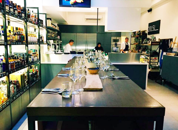 Chef''s Table on Tras Street