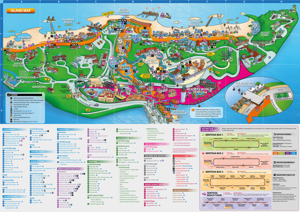 overview map of new york city with Essential Guide To Sentosa In Singapore Attractions Activities Beaches Bars Restaurants Hotels And More on Map Of The North East Usa furthermore Mexico City also Vermont Weddings together with Patterson moreover 9507.