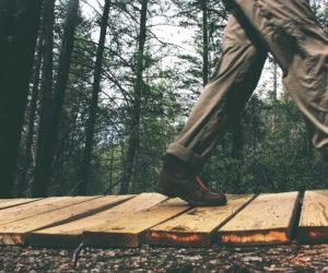 hiking header