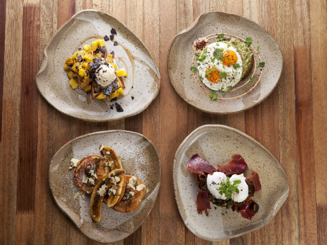 New dishes spruce up boCHINche's weekend brunch menu