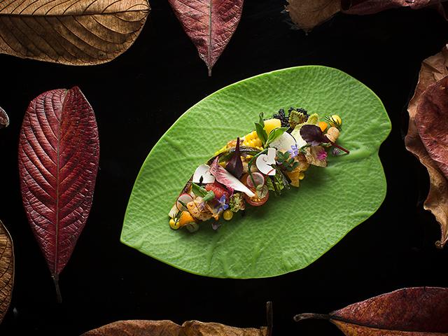 The Gastro-Botanica cuisine of Jason Tan