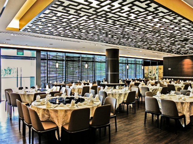 Chinese Restaurants In Singapore Kai Garden At Marina Square Puts A Twist On Cantonese Cuisine