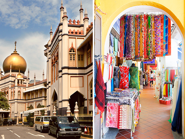Discovering Kampong Glam and its heritage