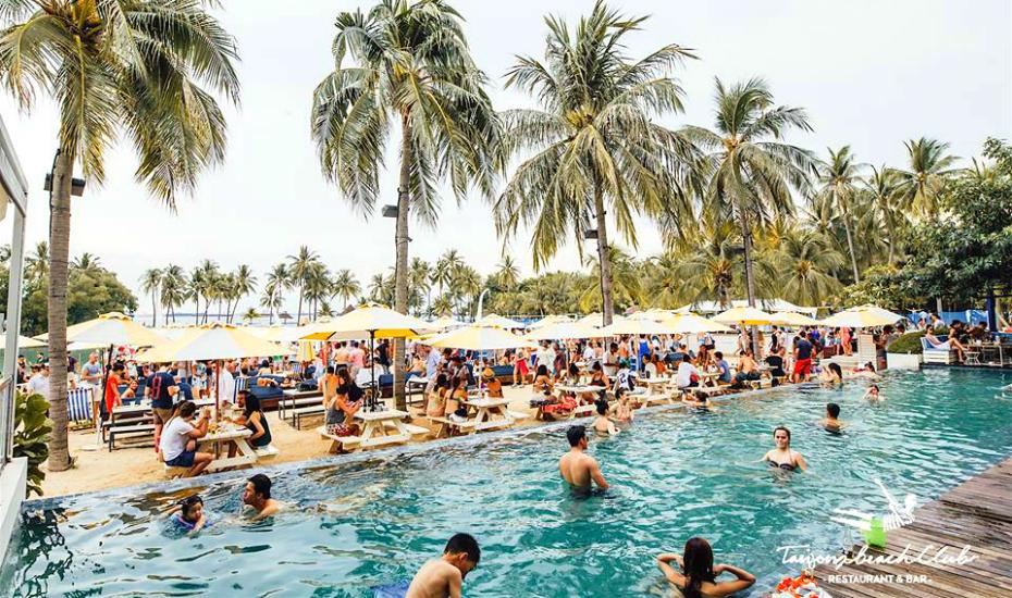 Tanjong Beach Club (Credit: TBC FB page)