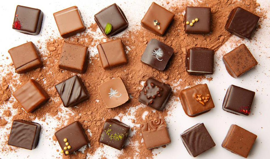 Set the mood with these mouthwatering confections