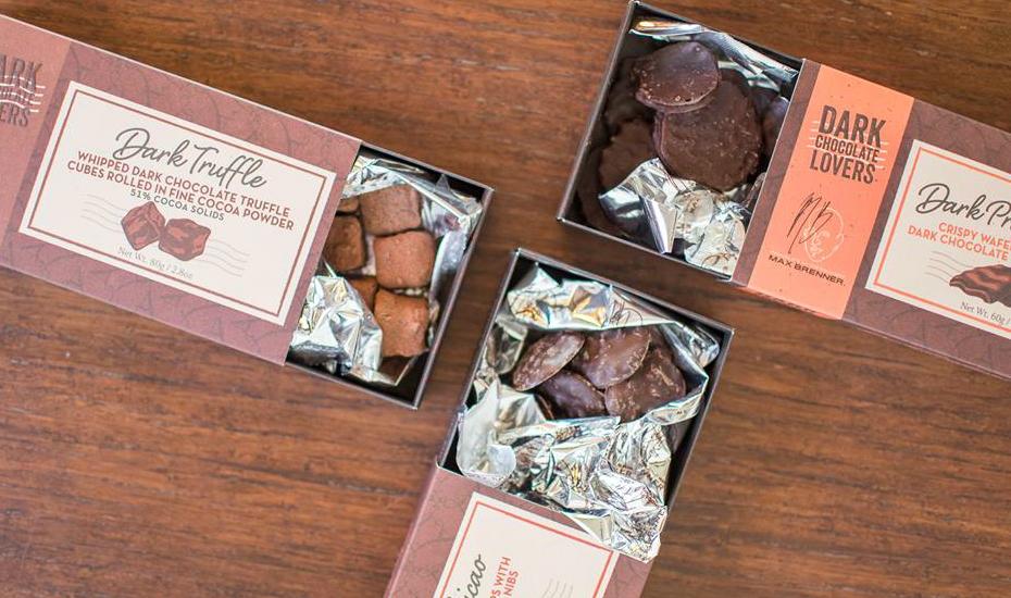 Dark chocolate truffles? Yes please!