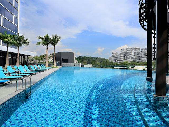 hotels in Singapore Park Hotel Alexandra