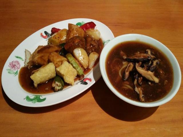 Yong Tau Foo at Fu Lin Bar & Kitchen