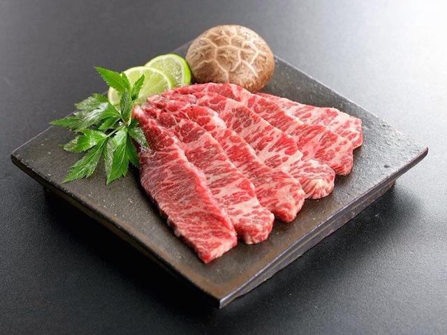 Fine cuts of beef at Gaia's (Photo credit: Gaia Korean Grill + Bar)