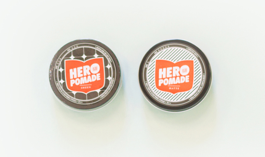 Hero Pomades from We Need A Hero