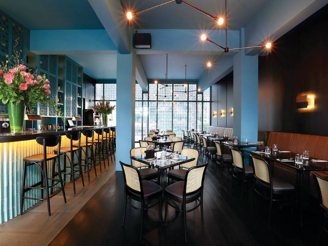 Longtail Asian Brasserie & Bar (credit: Longtail FB page)