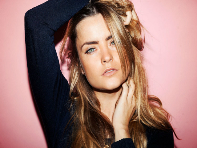 Berlin's own LOVRA churns out smooth house tunes at the Garden Beats Festival
