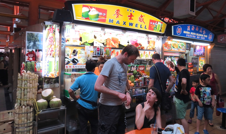 Sample local delights at Singapore's best hawker centres (Photo credit: davidberkowitz via Flickr)