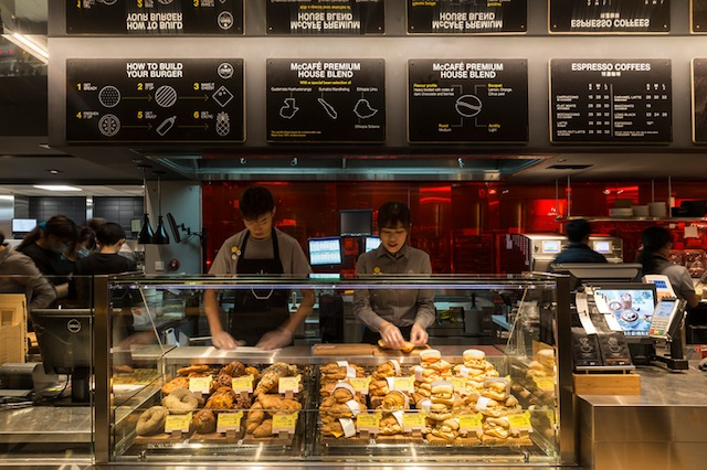 Where to go in hong kong this mcdonald 39 s outlet is a cool as any hipster cafe Kitchen design companies hong kong