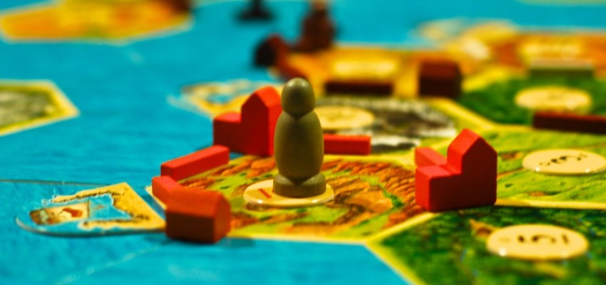 Settlers of Catan (Photo credit: rwhannan via Flickr)