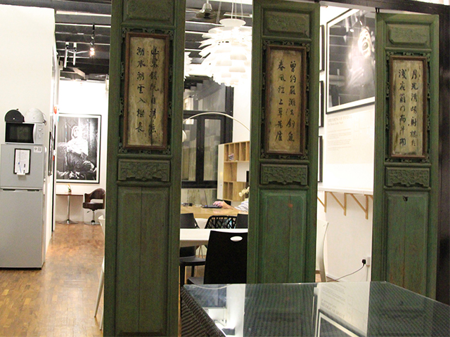 Unique interior of 5footway.inn (Credit: Tony Lin via Flickr)