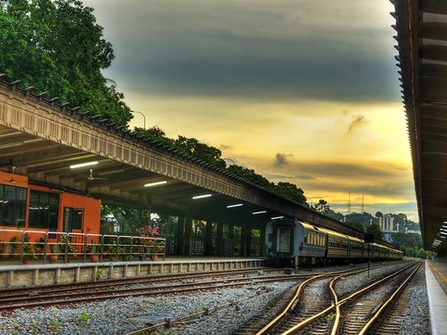 tanjong pagar railway station how to go