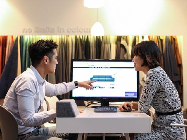 Interior decoration in singapore boconcept offers free for Interior design consultation services