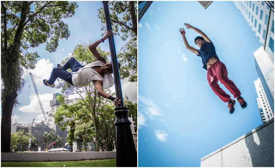Parkour Classes In Singapore Where To Learn The Extreme
