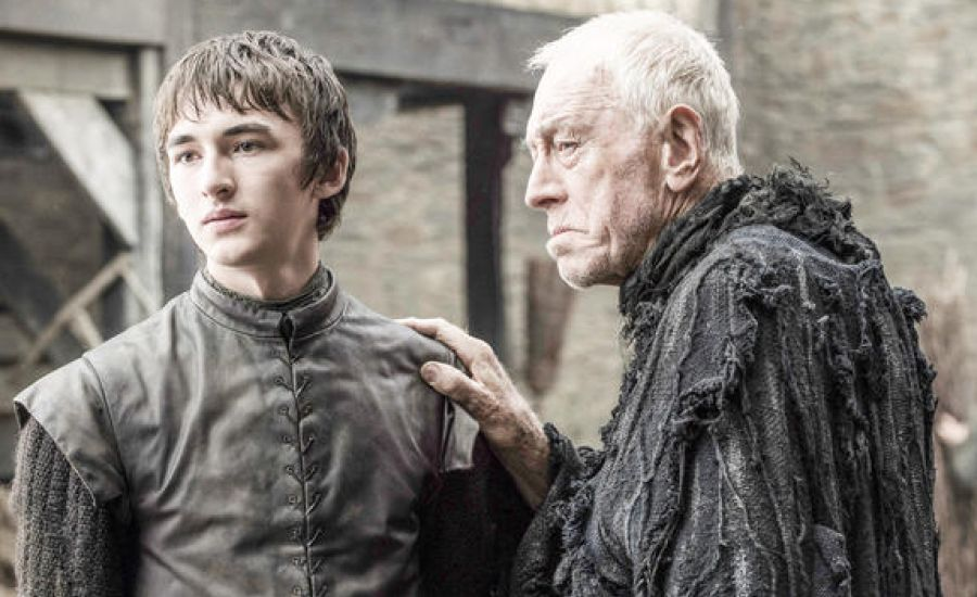 We can't wait to see what Bran has learnt from the three-eyed raven