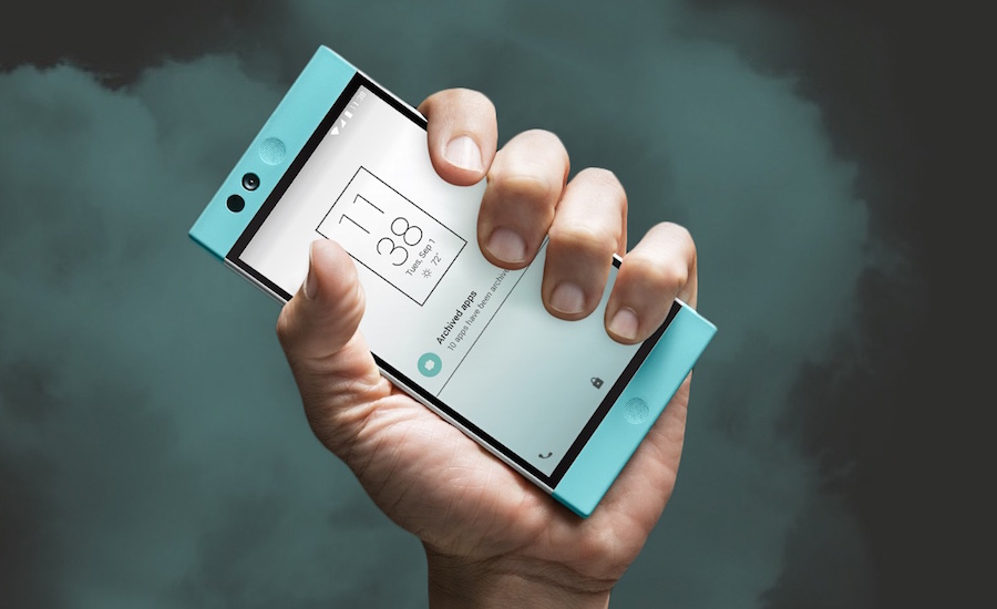 The newest player in the cellphone market  (Photo credit: Nextbit via Facebook)