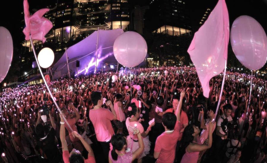 Pink Dot Singapore 2016: The annual gay rights rally returns to Hong Lim Park in June