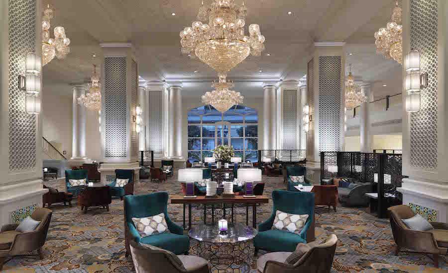「The Lobby Lounge singapore」の画像検索結果
