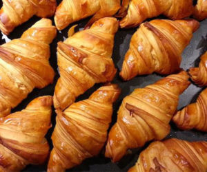 Croissants from Tiong Bahru Bakery