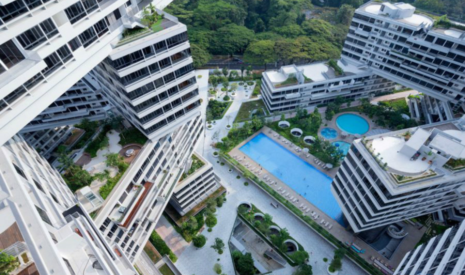 Singapore architecture and design iconic and interesting for Top architects in singapore