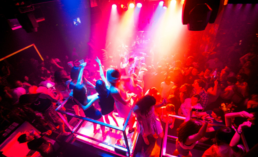 Attica's turning 12 with a four-day carnival this month (Credit: Attica)