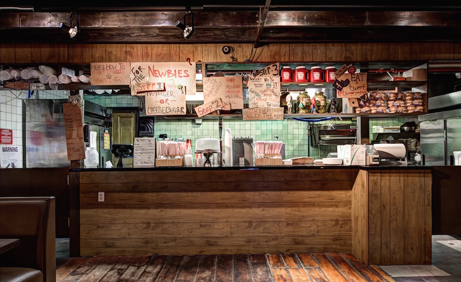 Restaurant review burger joint singapore opens at gemmill