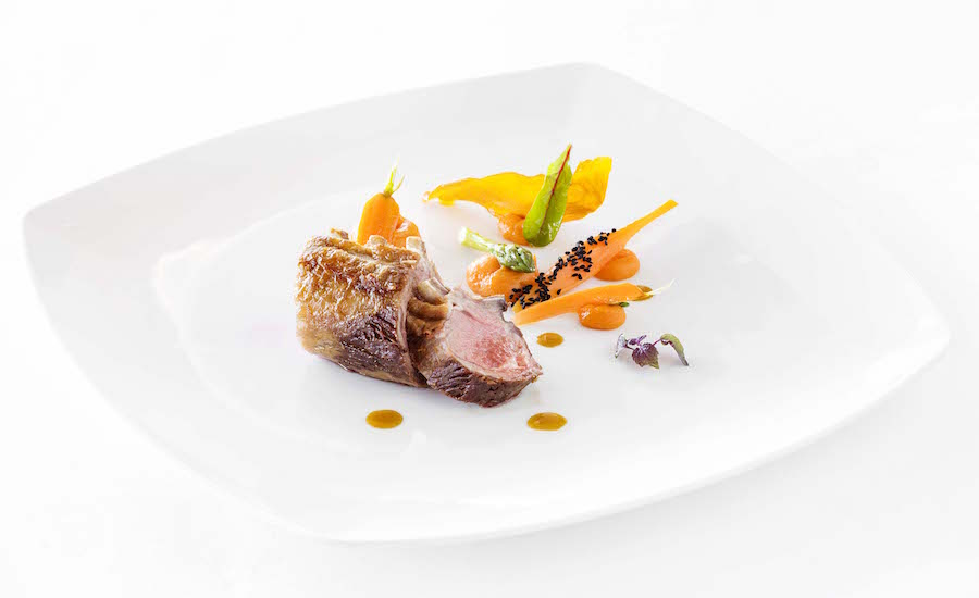 International fine dining in singapore epicurean journeys for Avventura journeys in italian cuisine