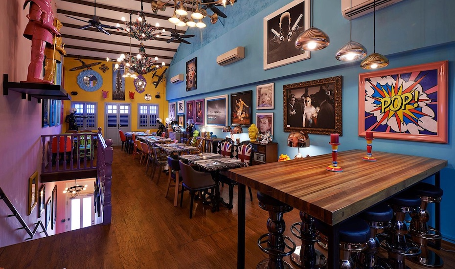 Classroom Theme Ideas Cafe ~ Unique themed restaurants and cafes in singapore cool