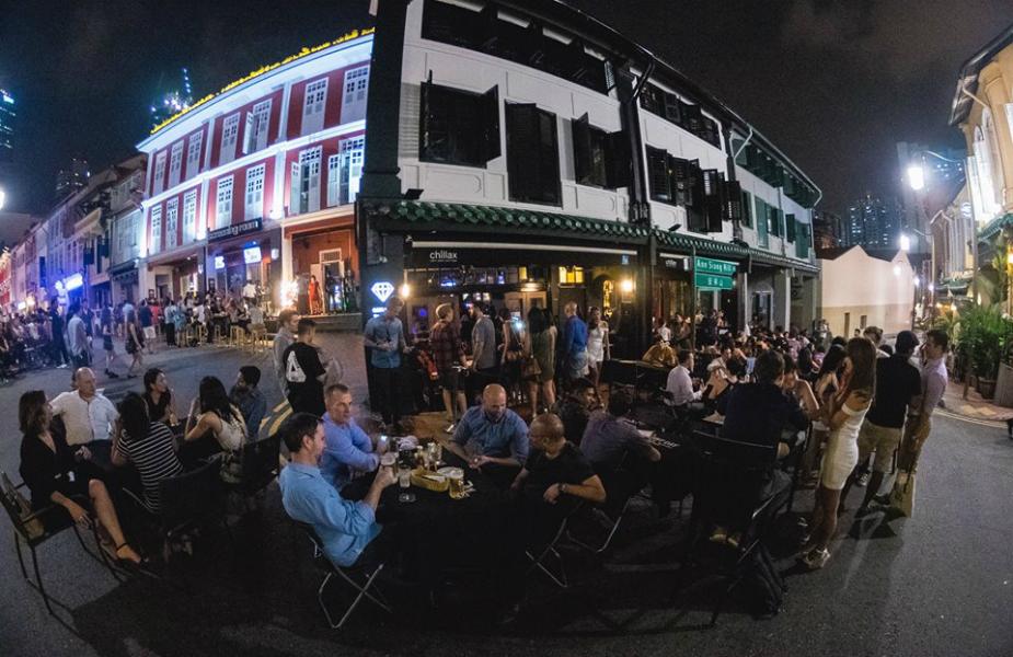 Gem Bar at Ann Siang Hill