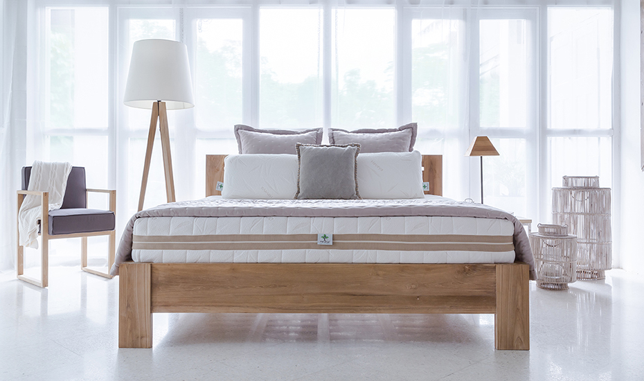 Shopping for beds in Singapore: Comfortable latex mattresses, pillows, and bed bases, at European Bedding