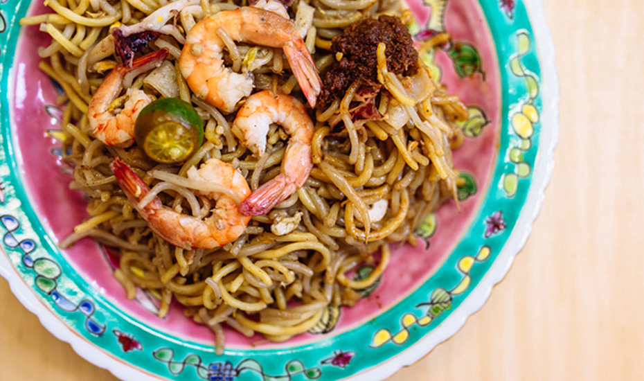 Hokkien Mee - one of Singaporean's favourite hawker food