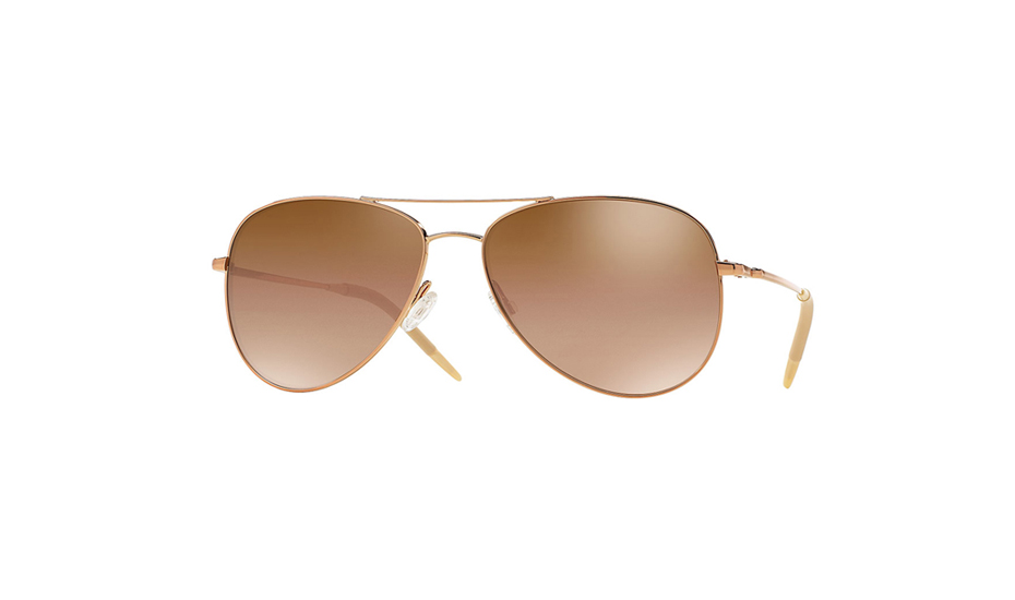 Oliver-peoples-rose-gold-kannon-mirrored-aviator-sunglasses