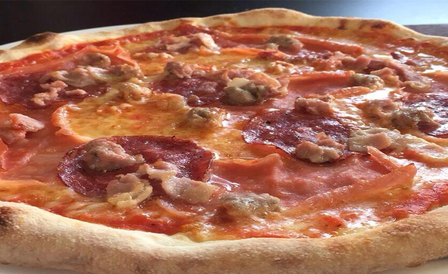 Pizza Selvaggia from Dario pizza & more