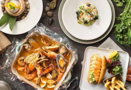 Seafood Shack Group Photo