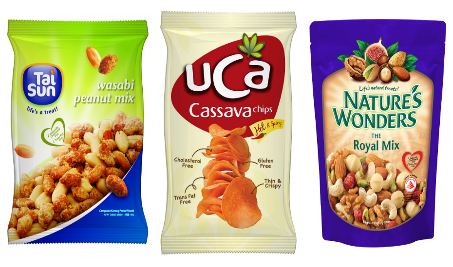 Tai Sun snacks, our latest obsession