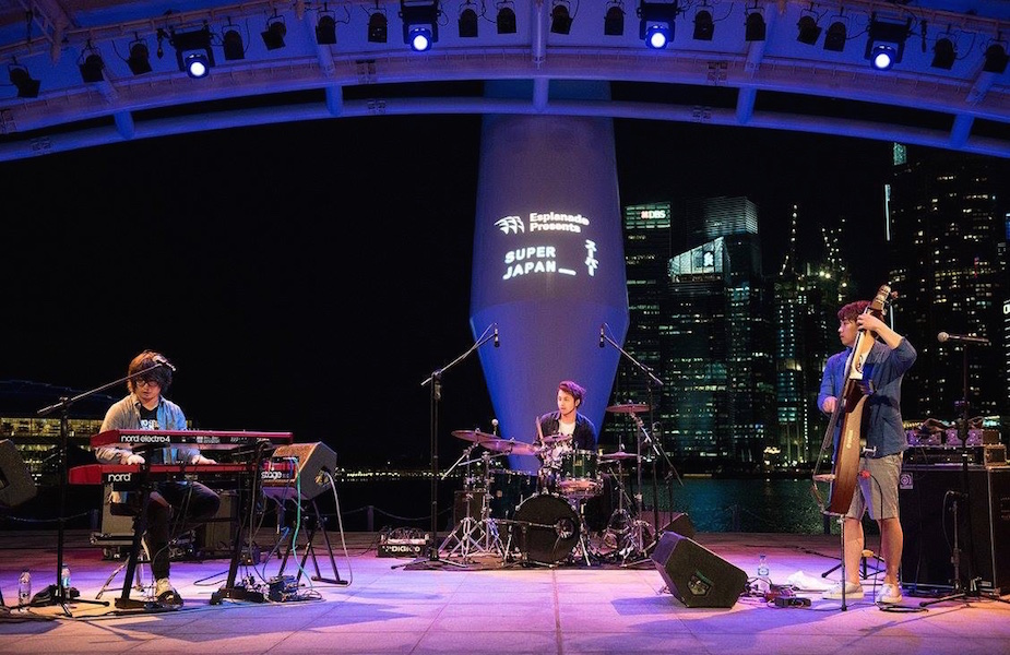 The Esplanade often offers free concerts and performances (Photo credit: The Esplanade via Facebook)