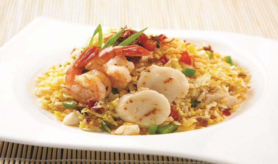 Chinese eats at Hutong