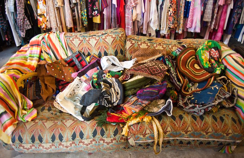 Enjoy bargain deals of vintage clothes (Photo credit: ledgard via Flickr)