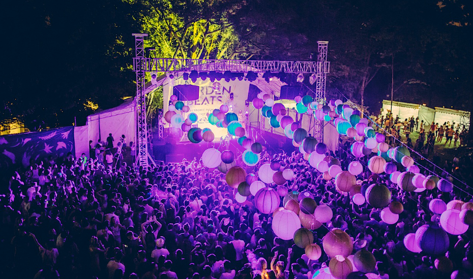 Review: Garden Beats Festival July 2016 aces it yet again as a top dance music festival in Singapore