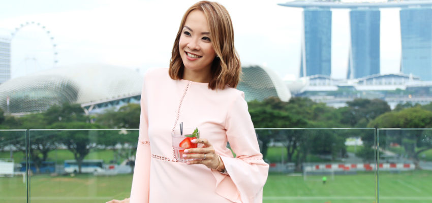 Interview with Jade Seah: The TV host and Instagram star shares her style tips, favourite beauty products, and the secret to healthy living