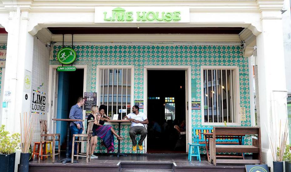 Bago at Lime House