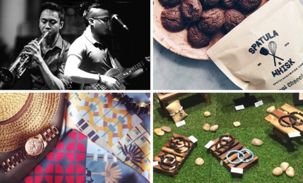 OYAY Weekend Market at Wheelock Place, August edition