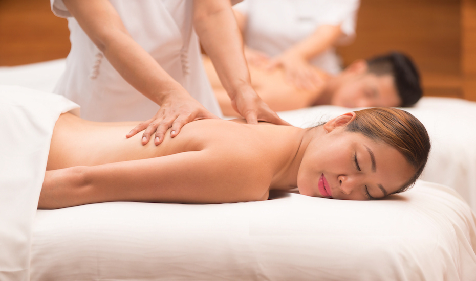 Treatment in Couple Suite