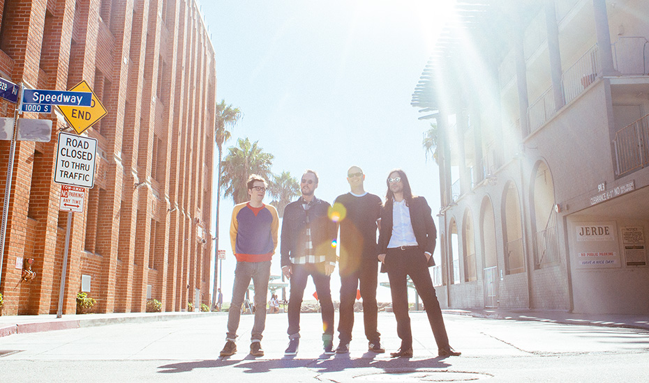 Catch the Weezer live in Singapore!