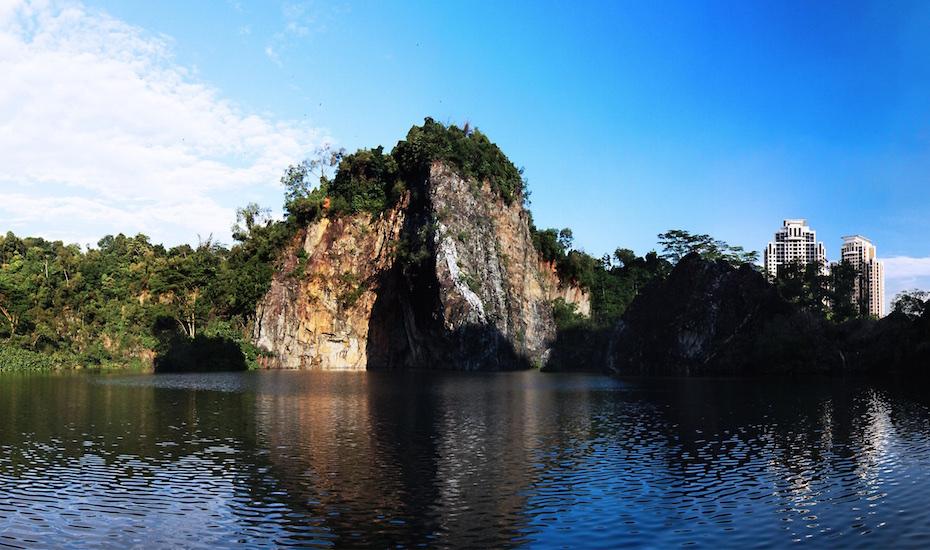 Bukit Batok Nature Park Walking Trail